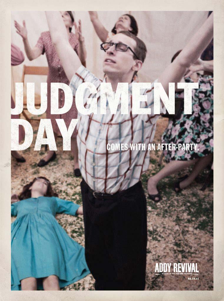 addy judgement day
