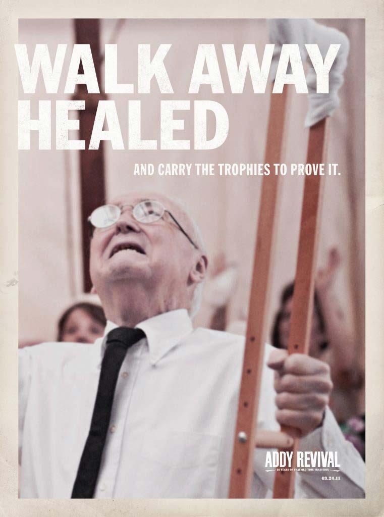 addy walk healed