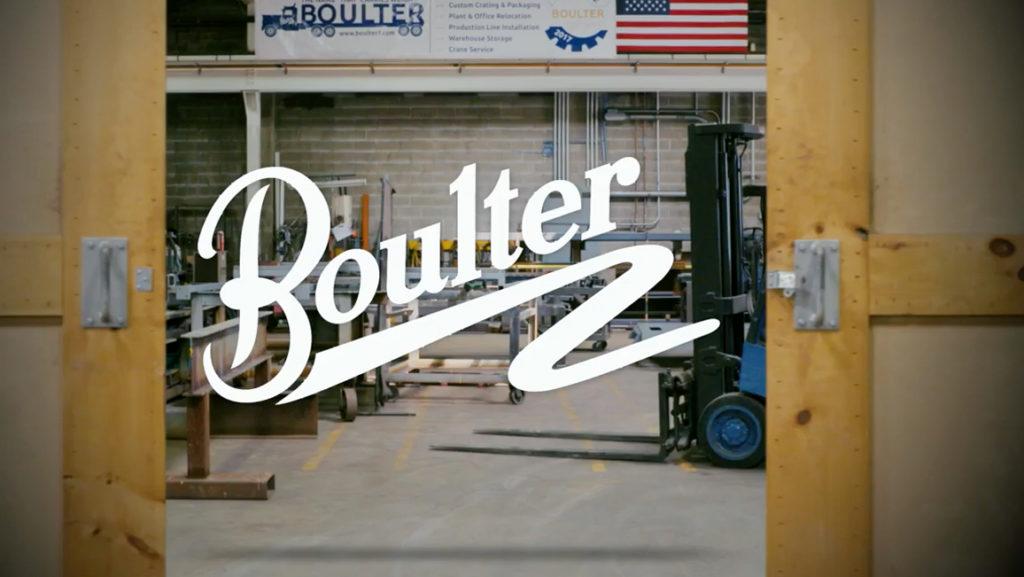 Boulter Brand Video