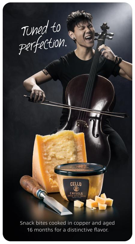 Cello Cheese